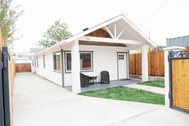 508 Archwood Place, Altadena, CA 91001 (#CV21198776) :: Corcoran Global Living