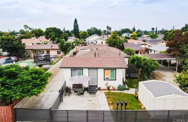 1519 N Culver Avenue, Compton, CA 90222 (#DW21198551) :: RE/MAX Masters