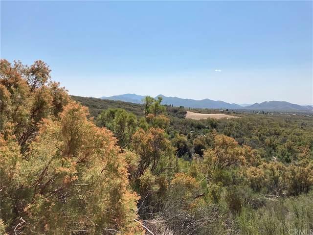 0 Chihuahua Valley Road, Warner Springs, CA 92086 (#SW21198852) :: Corcoran Global Living