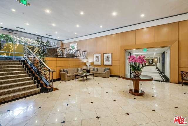 211 S Spalding Drive N107, Beverly Hills, CA 90212 (#21781726) :: RE/MAX Masters