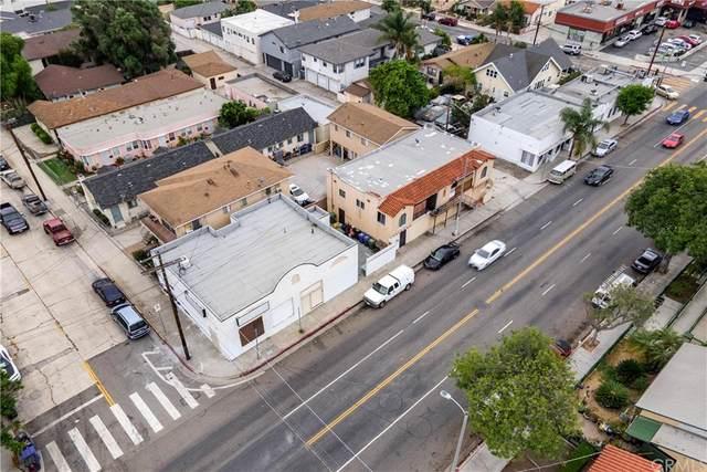 1400 S Gaffey Street, San Pedro, CA 90731 (#SB21183912) :: The Kohler Group