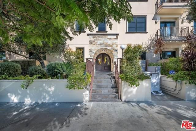 718 N Croft Avenue #301, Los Angeles (City), CA 90069 (#21780878) :: Veronica Encinas Team