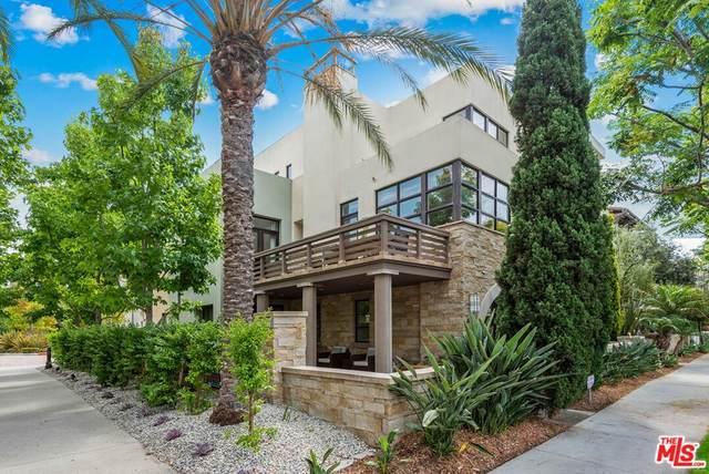6330 Seawalk Drive, Playa Vista, CA 90094 (#21781540) :: Team Tami