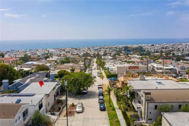 710 Longfellow Avenue, Hermosa Beach, CA 90254 (#SB21199021) :: Wendy Rich-Soto and Associates