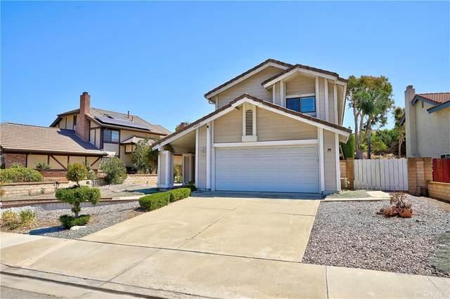 5490 Los Robles, La Verne, CA 91750 (#AR21197489) :: Mainstreet Realtors®