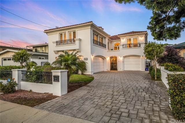 360 Hillcrest Street, El Segundo, CA 90245 (#SB21199224) :: Go Gabby