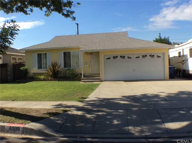 4539 Dunrobin Avenue, Lakewood, CA 90713 (#PW21199266) :: Steele Canyon Realty