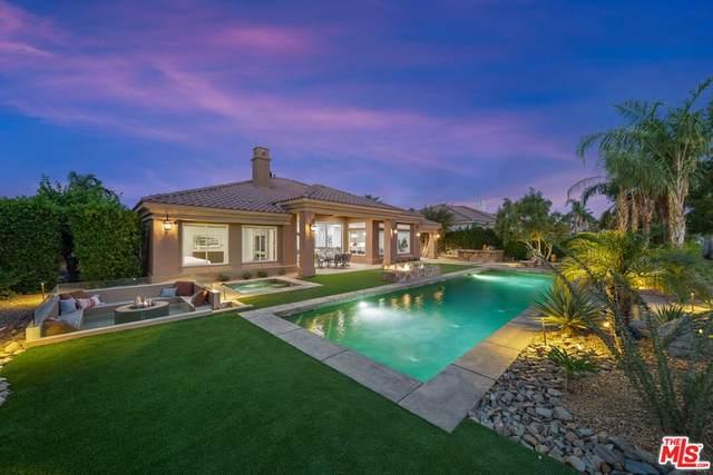 50565 El Dorado Drive, La Quinta, CA 92253 (#21781086) :: Robyn Icenhower & Associates
