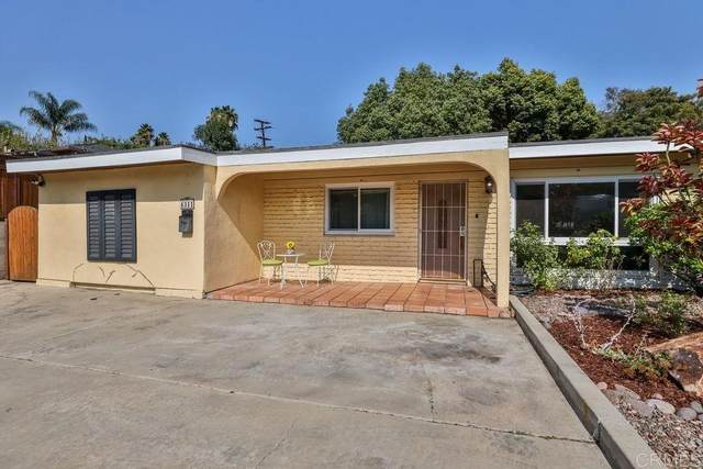 4311 College Avenue, San Diego, CA 92115 (#PTP2106413) :: Mark Nazzal Real Estate Group
