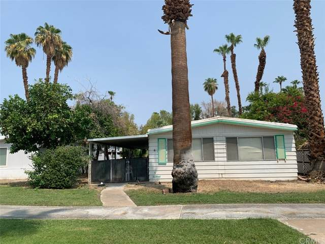 114 Bay Meadows Street, Rancho Mirage, CA 92270 (MLS #SW21197529) :: Desert Area Homes For Sale