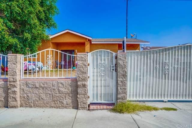 17521 Salais Street, La Puente, CA 91744 (#PW21199217) :: RE/MAX Masters