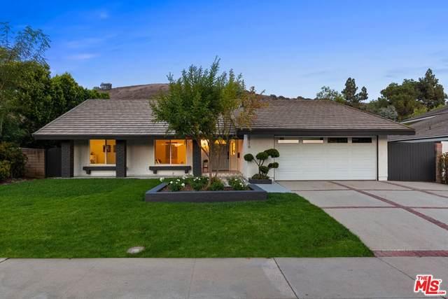 2916 Great Smokey Court, Westlake Village, CA 91362 (#21781576) :: Robyn Icenhower & Associates