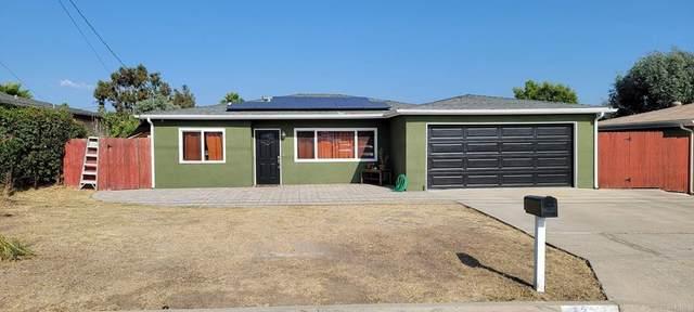 1333 Marabou Lane, Vista, CA 92083 (#NDP2110497) :: RE/MAX Empire Properties