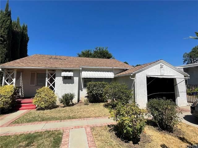 7407 Blewett Avenue, Lake Balboa, CA 91406 (#SR21188149) :: Steele Canyon Realty