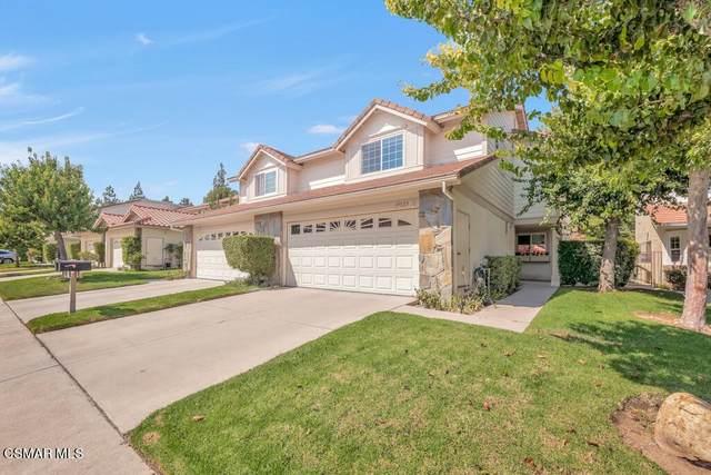 19523 Eagle Ridge Lane, Porter Ranch, CA 91326 (#221004962) :: Steele Canyon Realty