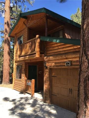 42788 Juniper Drive, Big Bear, CA 92315 (#CV21199705) :: Corcoran Global Living