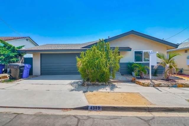4969 Elsa Rd, San Diego, CA 92120 (#210025736) :: Steele Canyon Realty