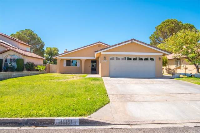 15151 Wildflower Lane, Helendale, CA 92342 (#CV21199381) :: Jett Real Estate Group