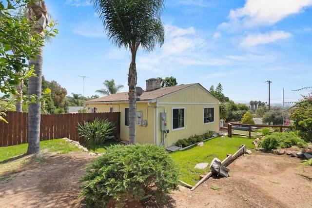 1702 S Hannalei Drive, Vista, CA 92083 (#NDP2110515) :: Blake Cory Home Selling Team
