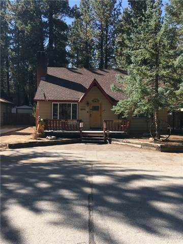 42665 Peregrine Avenue, Big Bear, CA 92315 (#CV21199816) :: Steele Canyon Realty