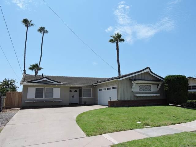 2615 Nansen Ave, San Diego, CA 92122 (#210025746) :: Cane Real Estate