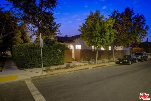 8724 Cadillac Avenue, Los Angeles (City), CA 90034 (#21782206) :: Legacy 15 Real Estate Brokers