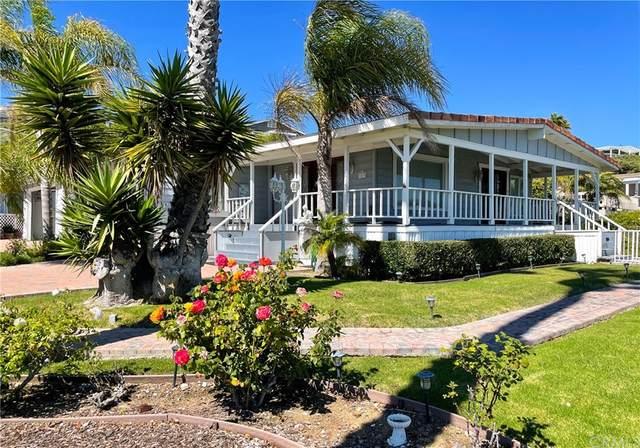 2275 W 25TH Street #163, San Pedro, CA 90732 (#PV21199432) :: Jett Real Estate Group