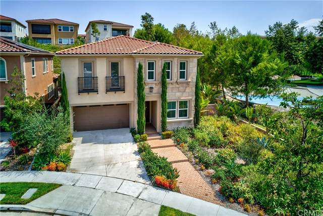 56 Forster, Lake Forest, CA 92630 (#PW21198018) :: Latrice Deluna Homes