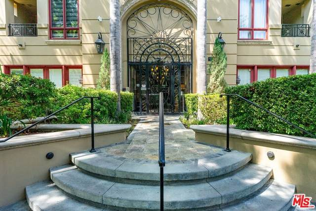411 N Oakhurst Drive #205, Beverly Hills, CA 90210 (#21782224) :: Steele Canyon Realty