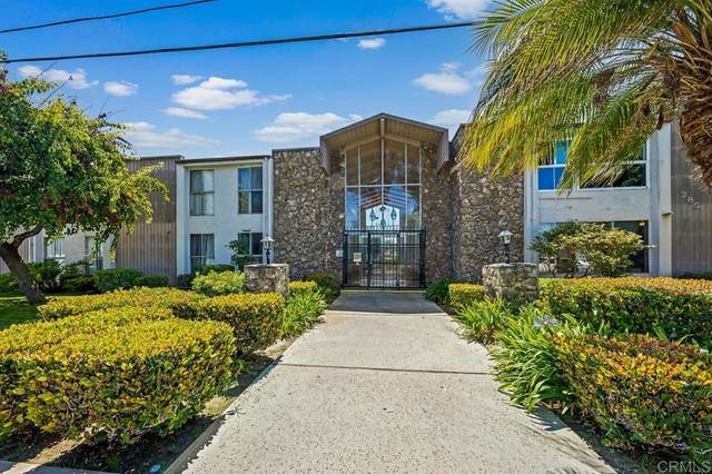 285 Moss Street #3, Chula Vista, CA 91911 (#PTP2106432) :: Steele Canyon Realty