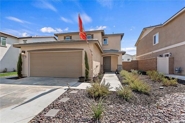 23173 Freesia Place, Moreno Valley, CA 92557 (#CV21199729) :: American Real Estate List & Sell