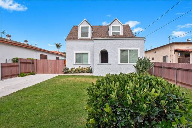 2857 N North Coolidge Avenue, Los Angeles (City), CA 90039 (#SR21199998) :: Steele Canyon Realty