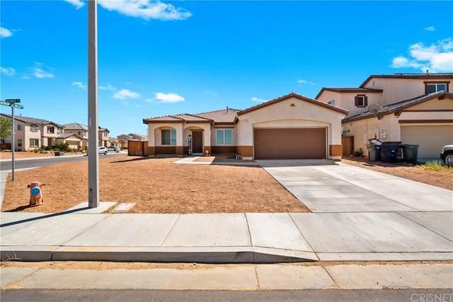 2538 Werner Street, Rosamond, CA 93560 (#SR21200044) :: Swack Real Estate Group | Keller Williams Realty Central Coast