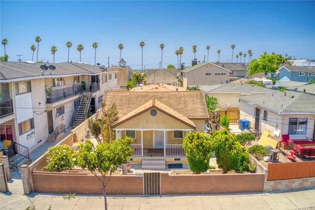 249 W 16th Street, San Pedro, CA 90731 (#SB21199736) :: The Kohler Group