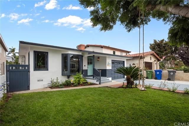 3600 Pine Avenue, Manhattan Beach, CA 90266 (#SB21200054) :: Corcoran Global Living
