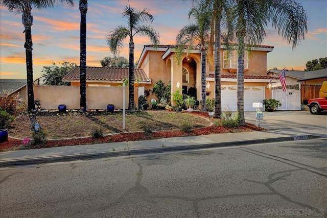784 Butterfield Lane, San Marcos, CA 92069 (#210025785) :: Corcoran Global Living