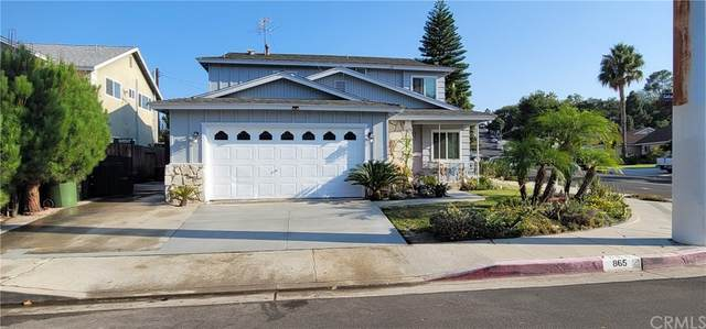865 Gatun Street, San Pedro, CA 90731 (#PW21200096) :: Jett Real Estate Group