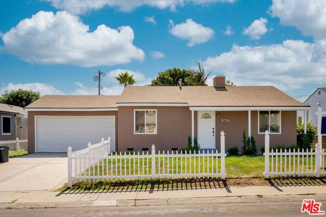 8815 De Haviland Avenue, Los Angeles (City), CA 90045 (#21779648) :: Steele Canyon Realty