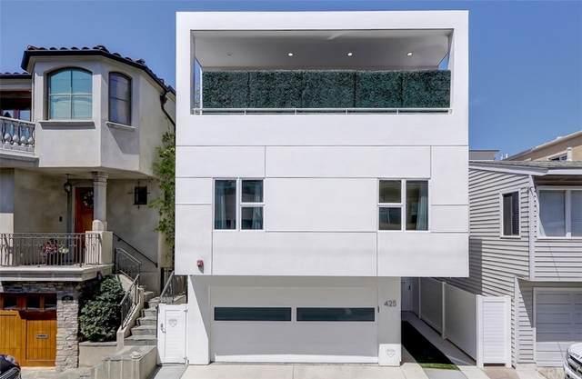 425 23rd Place, Manhattan Beach, CA 90266 (#SB21191958) :: Steele Canyon Realty