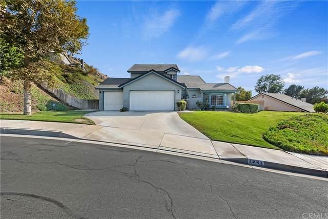 23043 De Berry Street, Grand Terrace, CA 92313 (#SW21199493) :: Steele Canyon Realty