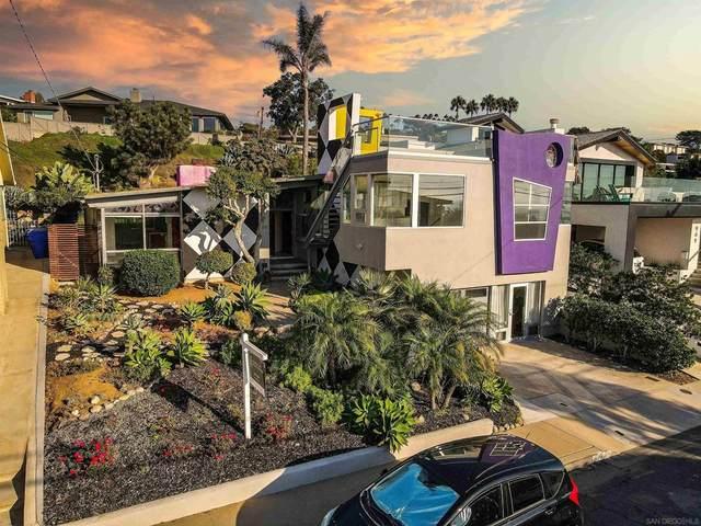 955 Cornish Drive, San Diego, CA 92107 (#210025797) :: RE/MAX Empire Properties