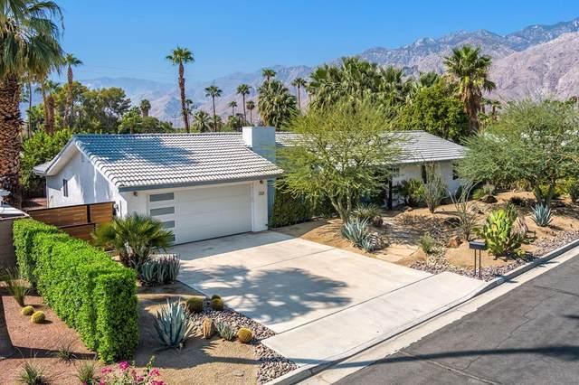 2121 E Calle Felicia, Palm Springs, CA 92262 (#219067388PS) :: Blake Cory Home Selling Team