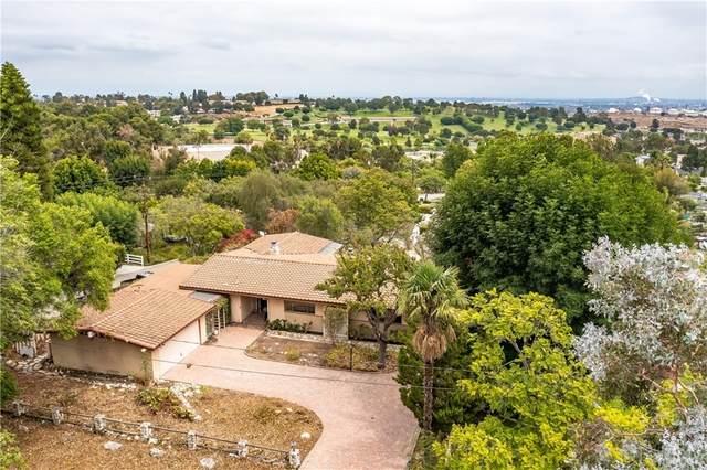 6 Sundown Drive, Rolling Hills Estates, CA 90274 (#SB21200271) :: Go Gabby