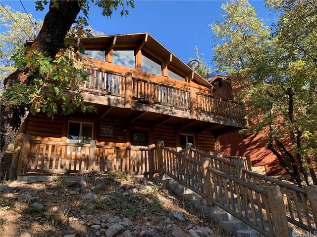 1308 Silverado Road, Big Bear, CA 92314 (#EV21200342) :: Steele Canyon Realty