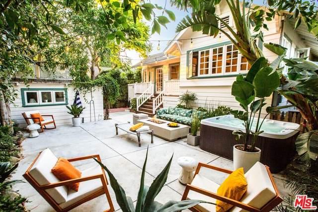 4325 Coolidge Avenue, Mar Vista, CA 90066 (#21782254) :: RE/MAX Masters