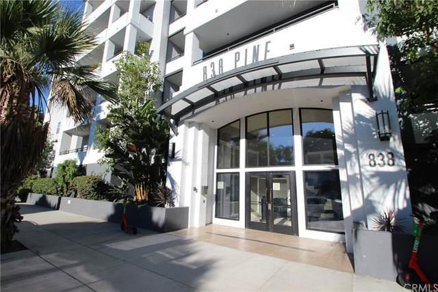 838 Pine Avenue #112, Long Beach, CA 90813 (#OC21197814) :: Zen Ziejewski and Team