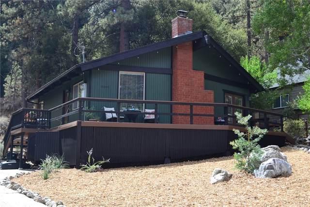 15808 Mil Potrero, Pine Mountain Club, CA 93222 (#SR21197378) :: Swack Real Estate Group | Keller Williams Realty Central Coast