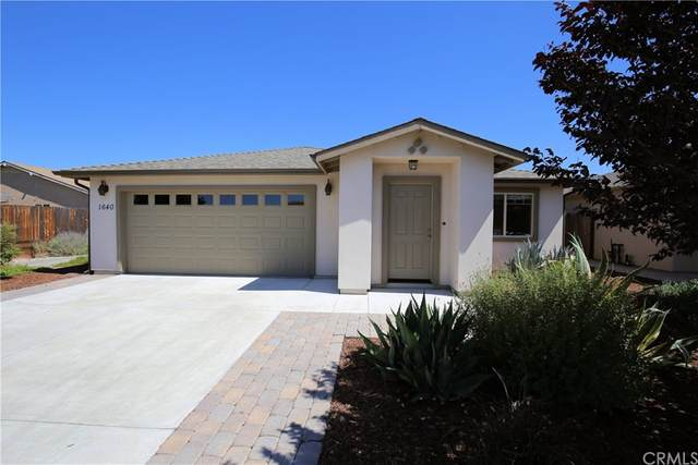 1640 Verde Place, San Miguel, CA 93451 (#NS21200675) :: Steele Canyon Realty