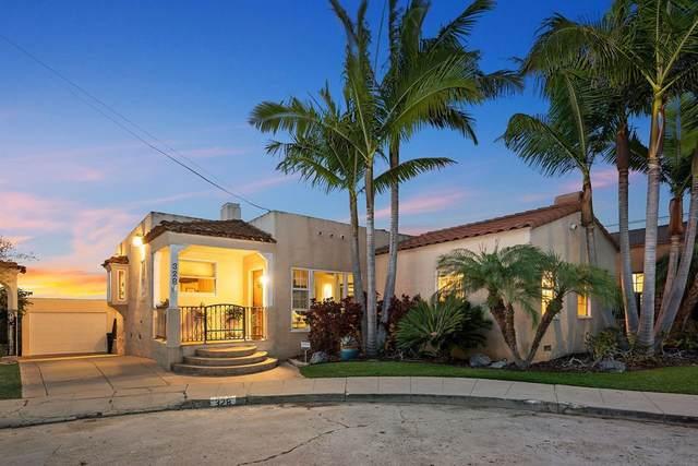 328 W Lewis Street, San Diego, CA 92103 (#210025888) :: Steele Canyon Realty
