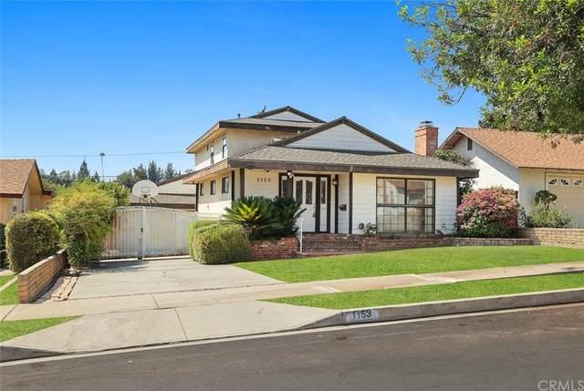 1153 Montecito Drive, San Gabriel, CA 91776 (#WS21200280) :: Steele Canyon Realty